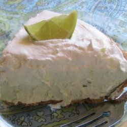 Margarita Cheesecake Pie (Easy No-Bake) recipe