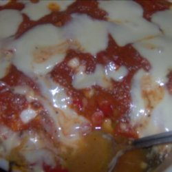 Kathy's Vegetable Lasagna recipe