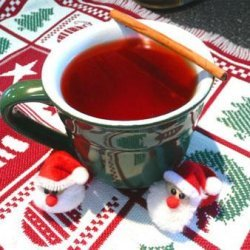 Yule Hot Spiced Wassail recipe