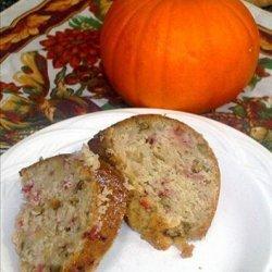 Apple Cranberry Bundt Cake recipe