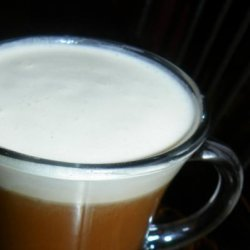 Hot Brandied Coffee Royale recipe