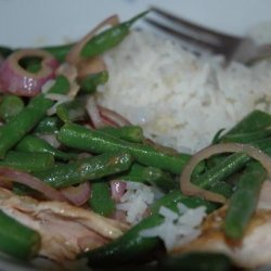 Chinese Green Bean Salad by Dr Andrew Weil recipe