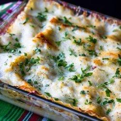 Chicken Lasagna Florentine recipe