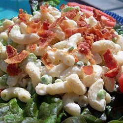 BLT Pasta Salad recipe