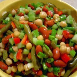 Vera's Three Bean Salad recipe