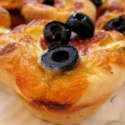 Pizza Cuppers recipe