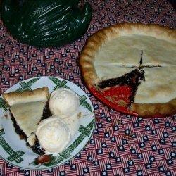 Old Fashioned Raisin Pie recipe