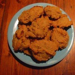 Honey Roasted Peanut Cookies recipe