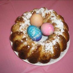E-Z Pound Cake recipe