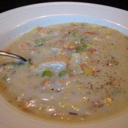 Tuna Corn Chowder recipe