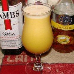 Puerto Rican Yellow Bird Cocktail recipe