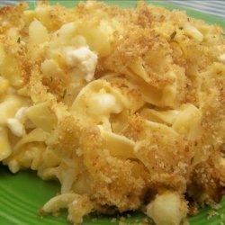 Cauliflower Noodle Casserole recipe
