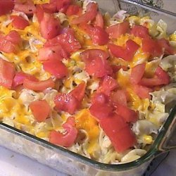 Tuna Casserole in Dill Sauce recipe