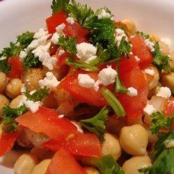 Chickpea Salad - Balila recipe