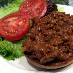 Real Deal Sloppy Joes...remember These, so Good!! recipe