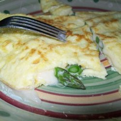Perfect Omelette for One recipe