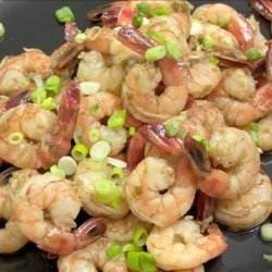 Tasmanian Shrimp With Red Chilies recipe