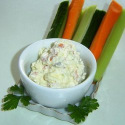Festive Cream Cheese Dip recipe