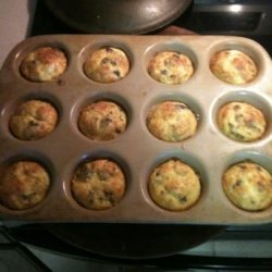 Egg Sausage Muffins Low Carb Easy Budget recipe