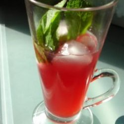 Peach and Mint Iced Tea ( Adult) recipe