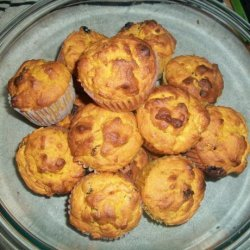 Pumpkin Cake With Sultana & Coconut recipe