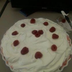 Strawberry Angel Food Cake Dessert recipe