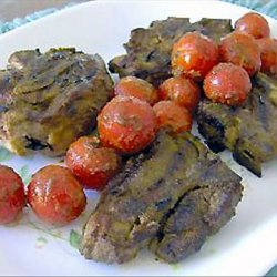Grilled Spiced Lamb Chops recipe