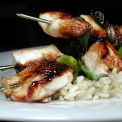 Ww 7 Points - Chicken Yakitori (Kebabs) recipe