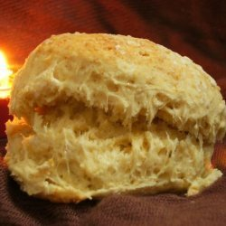 Bakes - Baking Powder Biscuits from Barbados recipe
