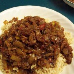 New Orleans Mulate's Catfish Jambalaya recipe