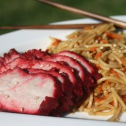 Chinese Barbecued Pork recipe