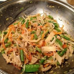 Vegetarian Chop Suey recipe