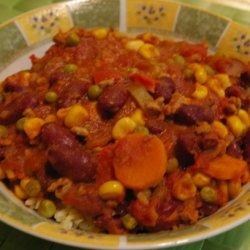Vermont Style Chili recipe