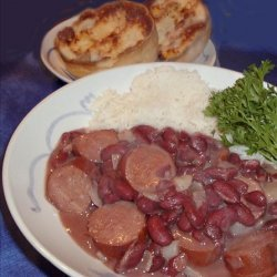 Red Beans and Smoked Sausage recipe