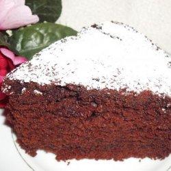 My Amazingly Soft & Moist Chocolate Sponge Cake recipe