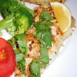 Cod With Garlic recipe