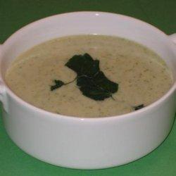 Watercress Soup (Julia Child) recipe