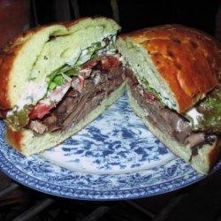 Pub Sandwich recipe