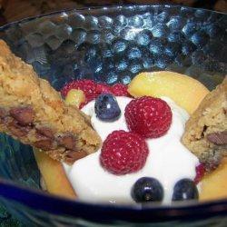 Berry Nectarine Salad recipe