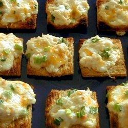 Hot Crab Bites recipe