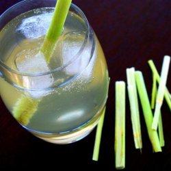 Lemongrass Gin and Tonic recipe