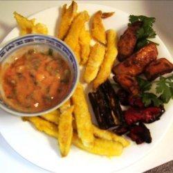 Crunchy Fish Fillet recipe