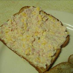 Ham Salad Sandwiches recipe