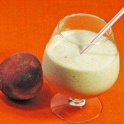 Peach Cooler recipe