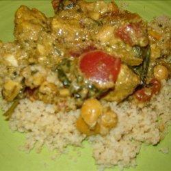 Chicken Cashew Curry recipe