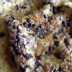Chocolate Chip Dutch Baby recipe