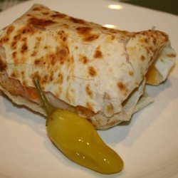Turkey and Sweet Potato Wraps recipe
