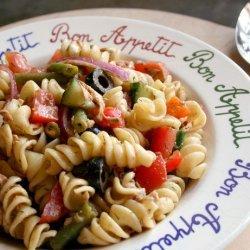 Rotini Salad Nicoise (Light) recipe