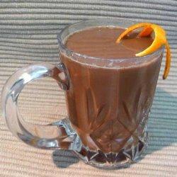 Spiced Orange Mocha recipe