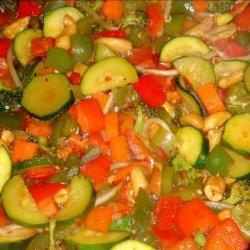 Vegetable Chop Suey recipe